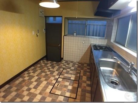1階キッチン①